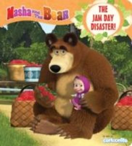 Masha and the Bear: The Jam Day Disaster