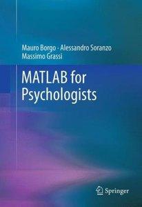 MATLAB for Psychologists