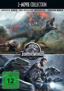 Jurassic World: 2 Movie Collection, 2 DVD