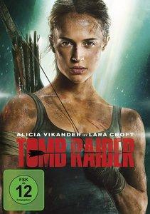 Tomb Raider, 1 DVD