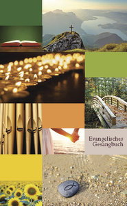 Evangelisches Gesangbuch Taschenausgabe (2055). Mit Wechselvover