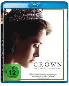The Crown. Season.1, 4 Blu-rays