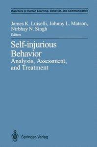 Self-injurious Behavior