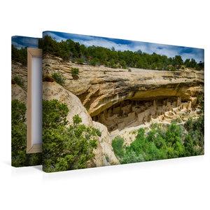 Premium Textil-Leinwand 45 cm x 30 cm quer Mesa Verde NP