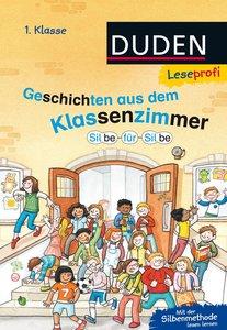 Leseprofi - Silbe für Silbe: Geschichten aus dem Klassenzimmer,