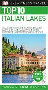 DK Eyewitness Top 10 Italian Lakes