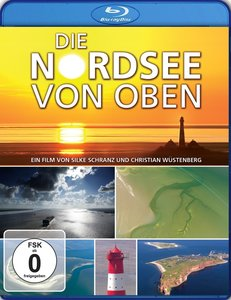 Nordsee von oben