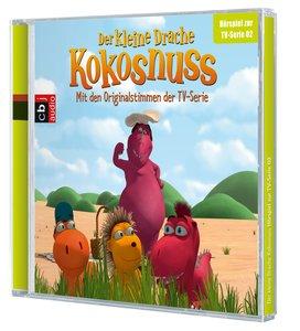 Der Kleine Drache Kokosnuss - Hörspiel zur TV-Serie 02
