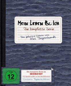 Mein Leben & Ich - Mediabook-Tagebuch