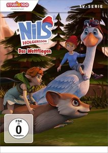 Nils Holgersson (CGI)-DVD 2