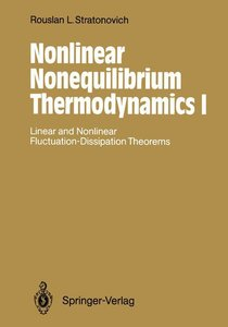 Nonlinear Nonequilibrium Thermodynamics I