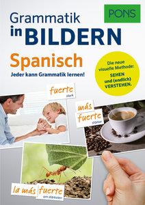 PONS Grammatik in Bildern Spanisch