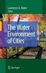 The Water Environment of Cities