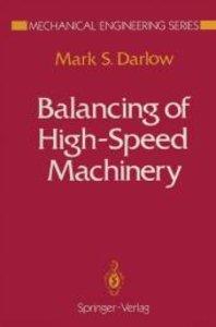 Balancing of High-Speed Machinery