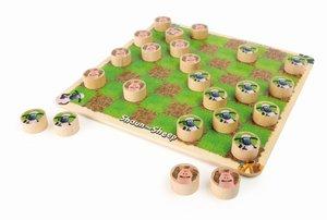 Shaun das Schaf Dame (Kinderspiel)