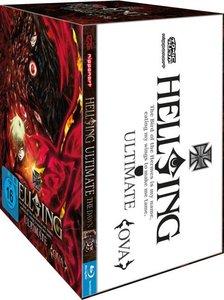 Hellsing the Dawn + Sammelschuber - Blu-ray (Mediabook)