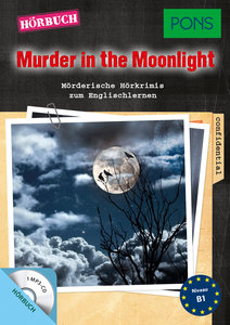 PONS Hörbuch Murder in the Moonlight