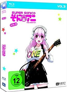 Super Sonico - The Animation, Vol. 3