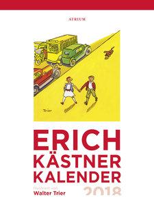 Erich Kästner Kalender 2018