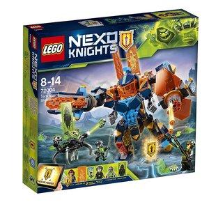 Nexo Clays Tech-Mech