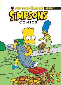 Simpsons Mundart. Schwäbisch