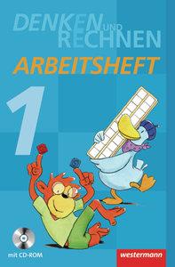 Denken und Rechnen 1. Arbeitsheft mit CD-ROM. Grundschule. Hambu