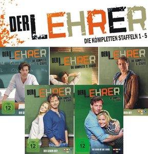 Der Lehrer - Die komplette Staffel 1-5 im Set