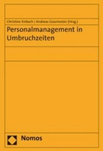 Personalmanagement in Umbruchzeiten