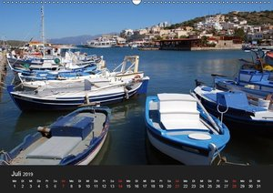 Insel Kreta (Wandkalender 2019 DIN A2 quer)
