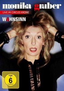 Monika Gruber WAHNSINN!/DVD