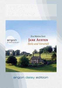 Stolz und Vorurteil (DAISY Edition)