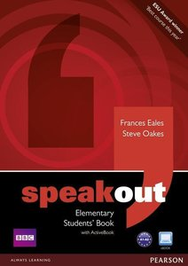 Speakout Elementary Students' Book (with DVD / Active Book)