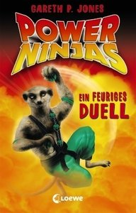 Power Ninjas 07 - Ein feuriges Duell