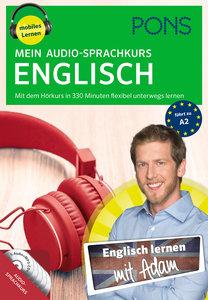 PONS Mein Audio-Sprachkurs Englisch