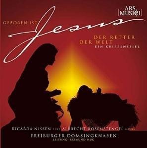 Geboren Ist Jesus,Der Retter Der Welt