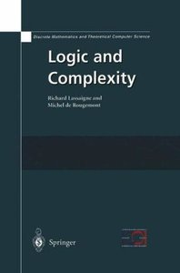 Logic and Complexity