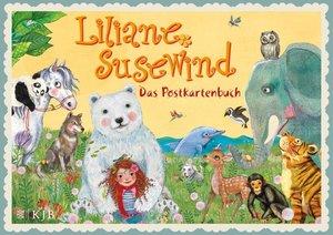 Liliane Susewind - Das Postkartenbuch. 20 farbige Motive