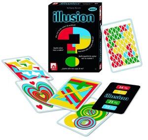 NSV 4057 - ILLUSION, Kartenspiel