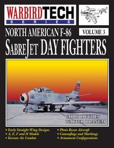 North American F-86 Sabrejet Day Fighters - Wbt Vol.3
