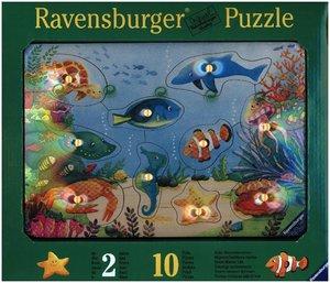 Süße Meeresbewohner (Kinderpuzzle)