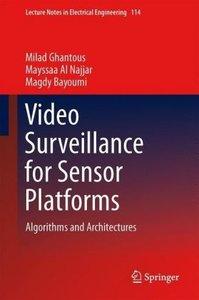 Video Surveillance for Sensor Platforms