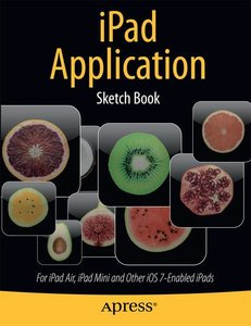 iPad Application Sketch Book: For iPad Air, iPad Mini and Other