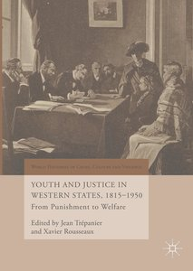 Youth and Justice in Western States, 1815-1950