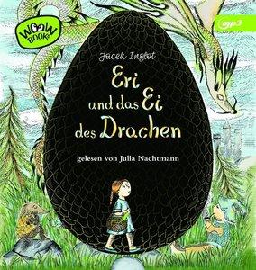 Eri und das Ei des Drachen, Audio-CD, MP3