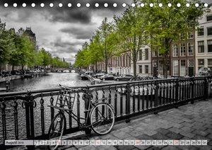 AMSTERDAM Attraktiv bei jedem Wetter