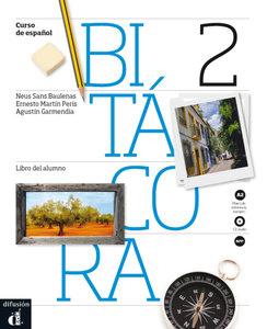 Bitácora. Libro del alumno (A2) mit Audio-CD - monolinguale Ausg