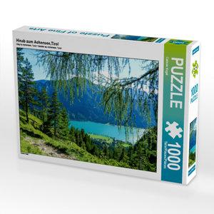 CALVENDO Puzzle Hinab zum Achensee,Tirol 1000 Teile Lege-Größe 6