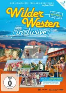 Wilder Westen inclusive (3-DVD-Softbox)