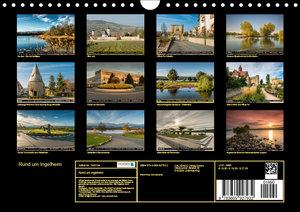 Rund um Ingelheim (Wandkalender 2019 DIN A4 quer)