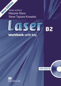 Laser B2. Workbook with Audio-CD and Key